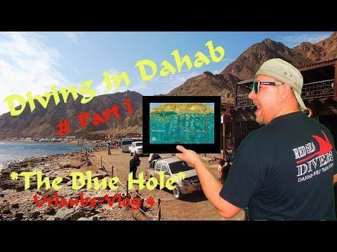 "Ägypten 16.11.2017 Diving in Dahab ""The Blue Hole"" GoPro Hero 4"