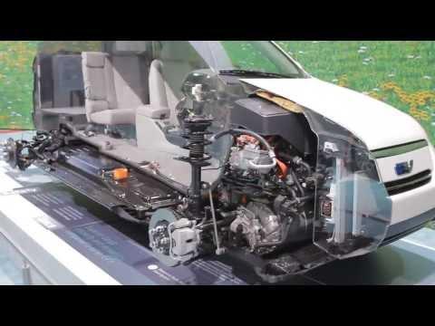 Тойота RAV4 EV / Toyota RAV4 EV 2014