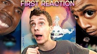 Baixar First Reaction to Kanye West & Kid Cudi - KIDS SEE GHOSTS (Self Titled) + Review
