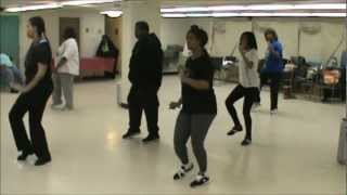 Trouble Line Dance ACS 02-28-12