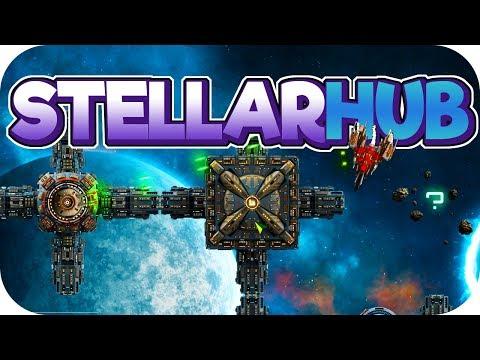Space Station Shenanigans! – StellarHub Gameplay – Part 1
