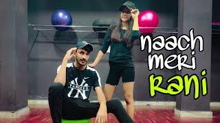 Naach Meri Rani: Guru Randhawa Feat. Nora Fatehi | Tanishk Bagchi | Nikhita Gandhi | Vikas nirwan