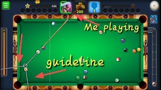 New 8 ball pool guideline hack 2017 no root no banned