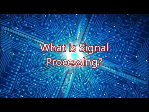 Signal Processing In Communication
