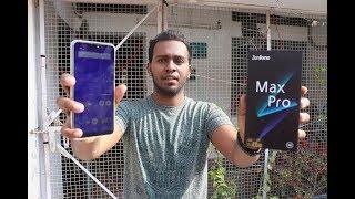 Asus Zenfone Max Pro M2 Unboxing