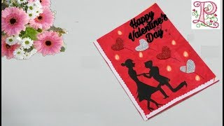 How to Make a Love Card For Loved Ones    I Love You Card Ideas    poppyalley