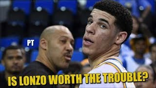 Is Lonzo Ball Worth All The Trouble? What Kind Of NBA Career Will He Have?
