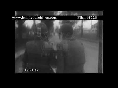 U.S. Colonel interviewed about 1968 fighting in Vietnam.  Archive film 61220