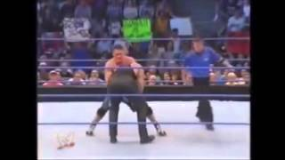 John Cena vs Undertaker Highlights SmackDown 2003