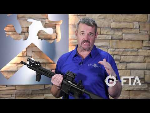 FTA  Larry Vickers Carbine Setup