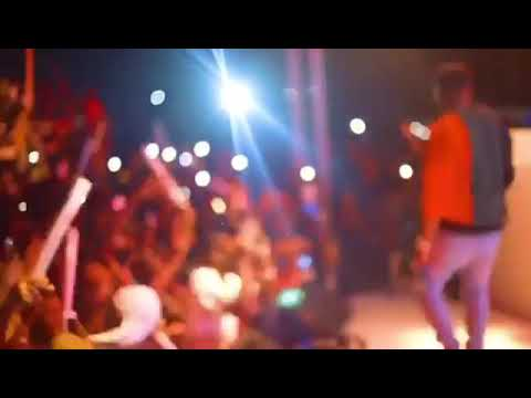 Olamide's Performs His Latest Song Poverty Dies And Crowed Went Crazy