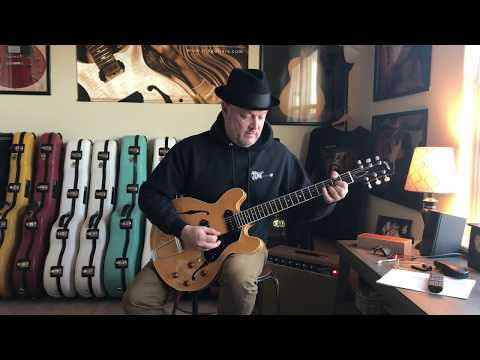 Somebody Like You - Collings I30 LC - tutorial by Tonedr