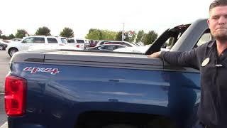 2017 Chevrolet Silverado High Desert For Peter From Matt