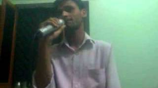 mere tute huye dil se koi to aaj ye puche re sung by me