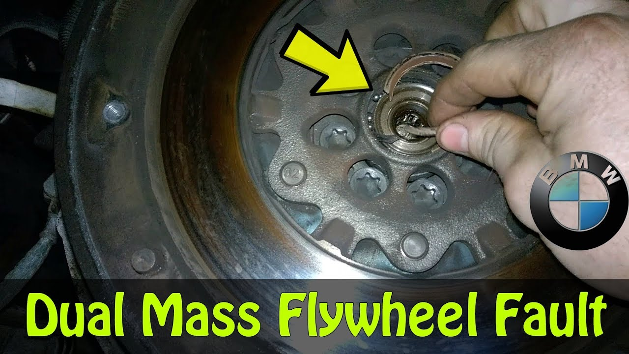 Dual Mass Flywheel Clutch Kit Install Bmw 3 Series E90 2005 2012 Wiring Car Repair Diagrams Mitchell 1 Diy