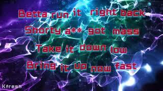 Kfresh - Freak [Lyric Video]
