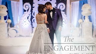 Gary & Nav Engagement Highlights | Cinematic Films - Toronto |