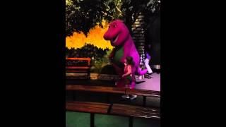 Violet Meets Barney