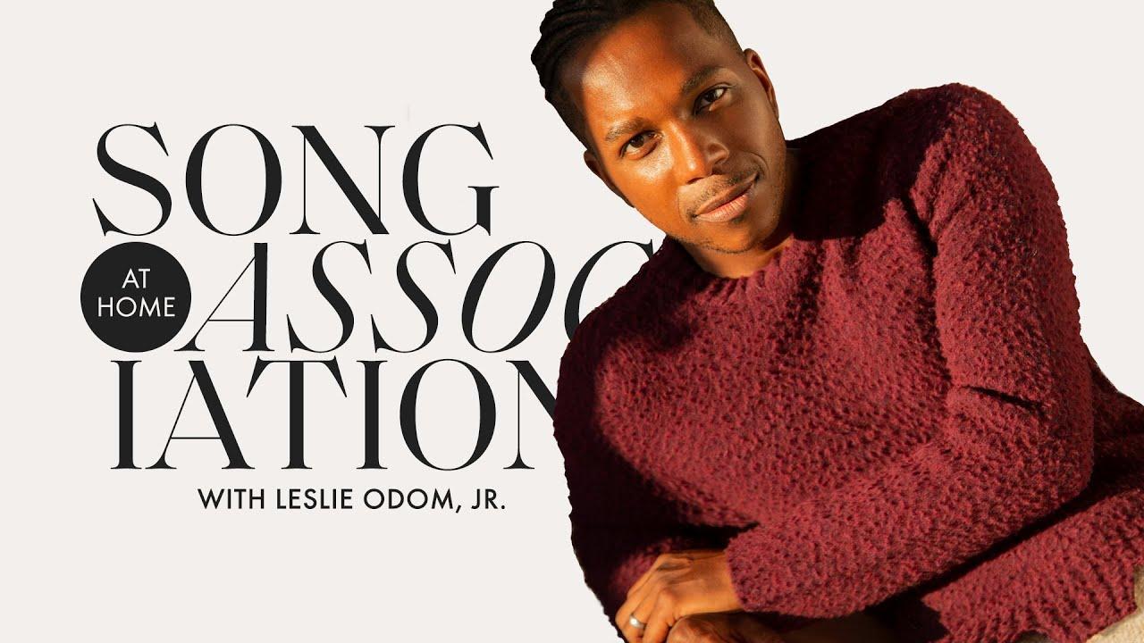 Leslie Odom, Jr. Sings Stevie Wonder, Sam Cooke, and