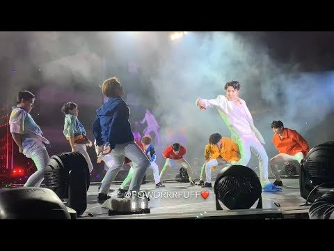 181006 - Trivia 起 : Just Dance - BTS 방탄소년단 - Love Yourself Tour Citifield - HD FANCAM 직캠