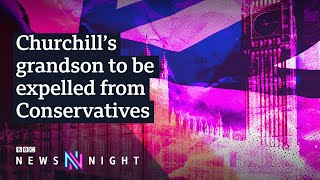 Brexit: Parliamentary chaos as Conservatives forced out of party - BBC Newsnight