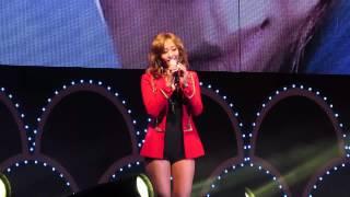 Gambar cover Crazy Of You(미치게만들어)-Hyolyn(씨스타 효린) Live @ Valentine's Day Kiss Concert