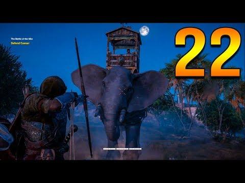 PEREBUTAN KEKUASAAN!! (22) Assassin's Creed Origins