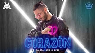 Maluma   Corazón Audio ft  Nego do Borel