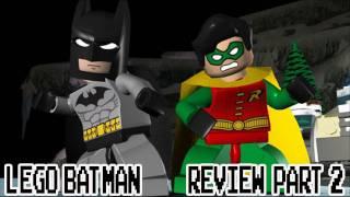LEGO Batman Game (Wii) Review Part 2
