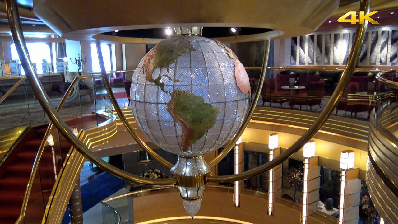 Cruise Ship Ms Quot Oosterdam Quot Hal Refurbishment April 2016