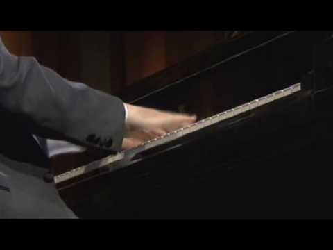 Nobuyuki Tsujii 辻井伸行 2009 Cliburn Competition FINAL RECITAL Liszt Hungarian Rhapsody No 2