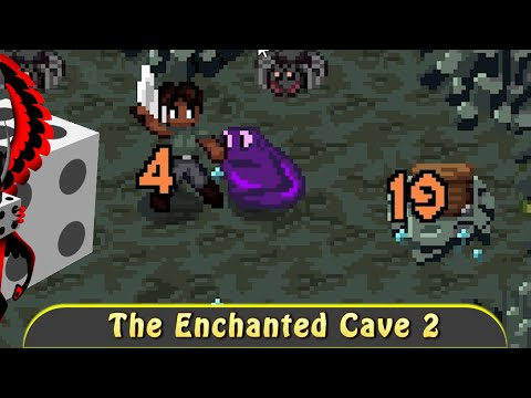 The Enchanted Cave 2 Speedrun Scouting
