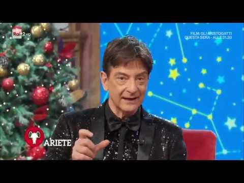 L'Oroscopo del 2020 di Paolo Fox - I Fatti Vostri 31/12/2019