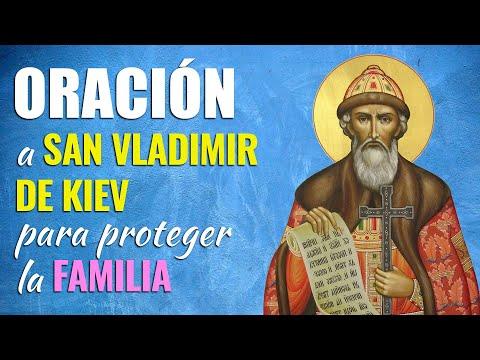 🙏 Oración Muy Poderosa a San Vladimir de Kiev para PROTEGER LA FAMILIA 👨👩👧👦