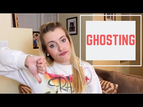 The Proper Response To GHOSTING