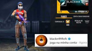 1 DIA SENDO O BLACKN444!