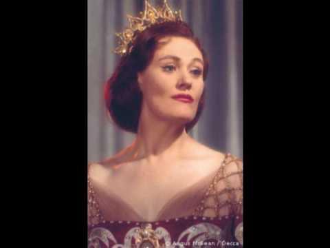 Joan Sutherland - Le papillon et la fleur (Fauré)