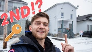 Gambar cover JUST BOUGHT MY 2ND RENTAL PROPERTY AT 23!! - (House Hack Cash Flow Breakdown)
