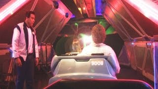 Disneyland Space Mountain : GHOST GALAXY POVs