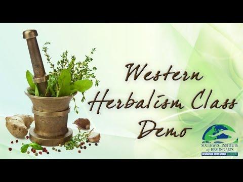 Western Herbalism: Class Demo