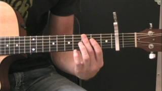 Billie Jean (Michael Jackson) Guitar Lesson-  Part 1