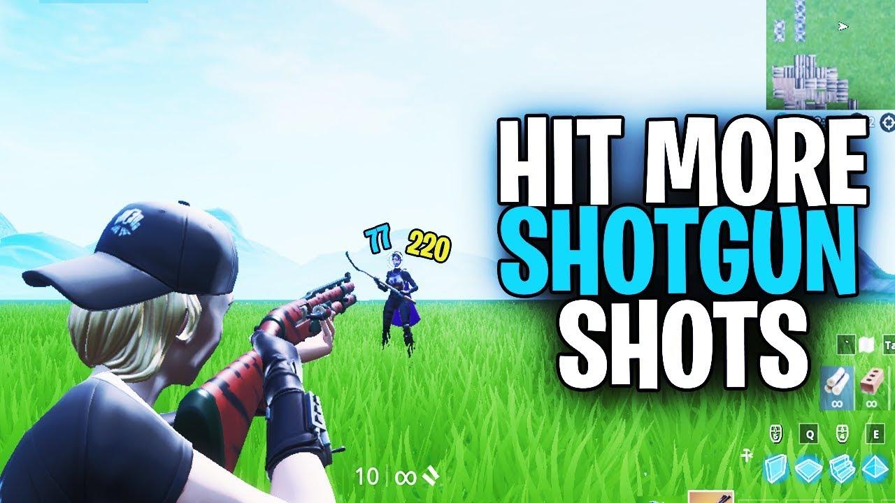 Video How To Improve Your SHOTGUN AIM! HIT MORE SHOTGUN