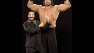 The Great khali 1st theme