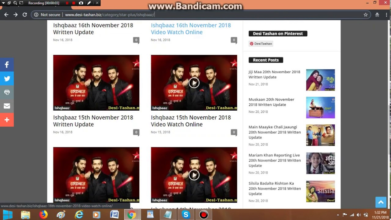 How To Watch Star Plus Serials Online without ads - YouTube
