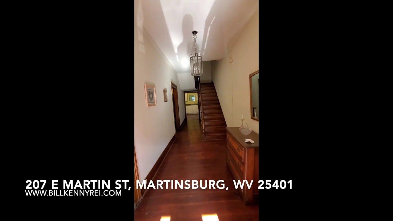 207 E Martin St, Martinsburg WV 25401