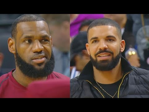 LeBron James Threatens Drake for Being a Bandwagon Fan & Having Steph Curry & Kevin Durant Tattoos