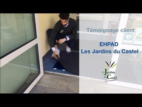 """Retour d'expérience de solution LiveStep à l'EHPAD """"Les Jardins du Castel"""" (35)"""