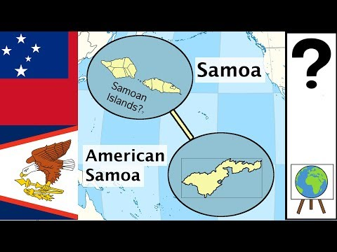 The Difference Between Samoa, American Samoa and the Samoan Islands Explained