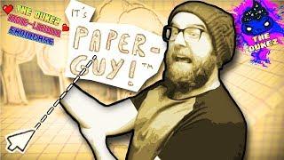 CUT IT ALL! | It's Paper Guy!