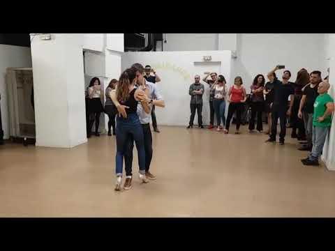 "Bachata Sensual Jorge y Mónica - ""La Estrategia"" [Johnny Sky] - www.madrid-dance.com"